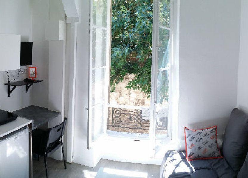 Appartement à louer 12m2 à Marseille 6