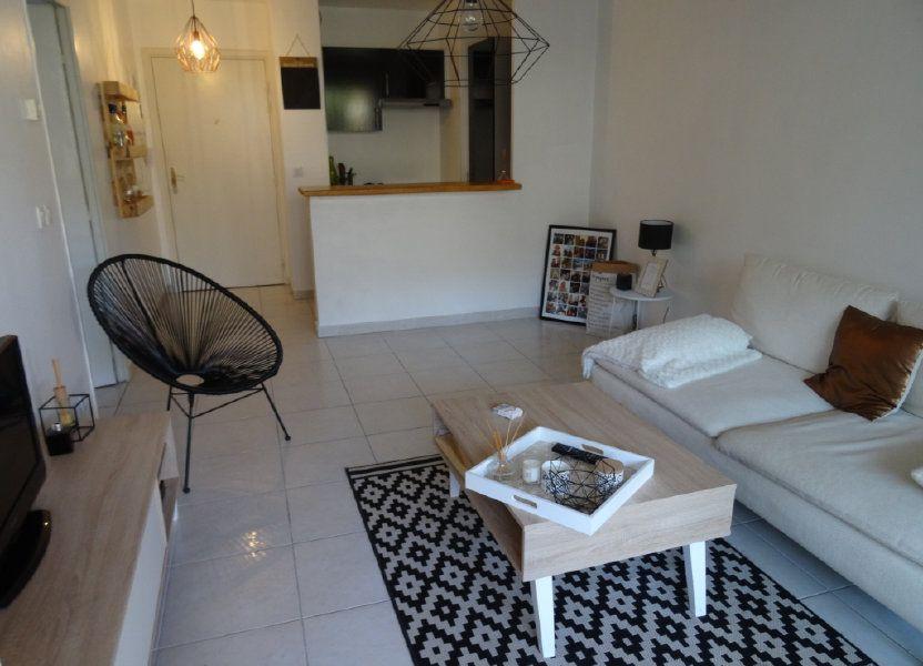 Appartement à louer 33.14m2 à Marseille 8