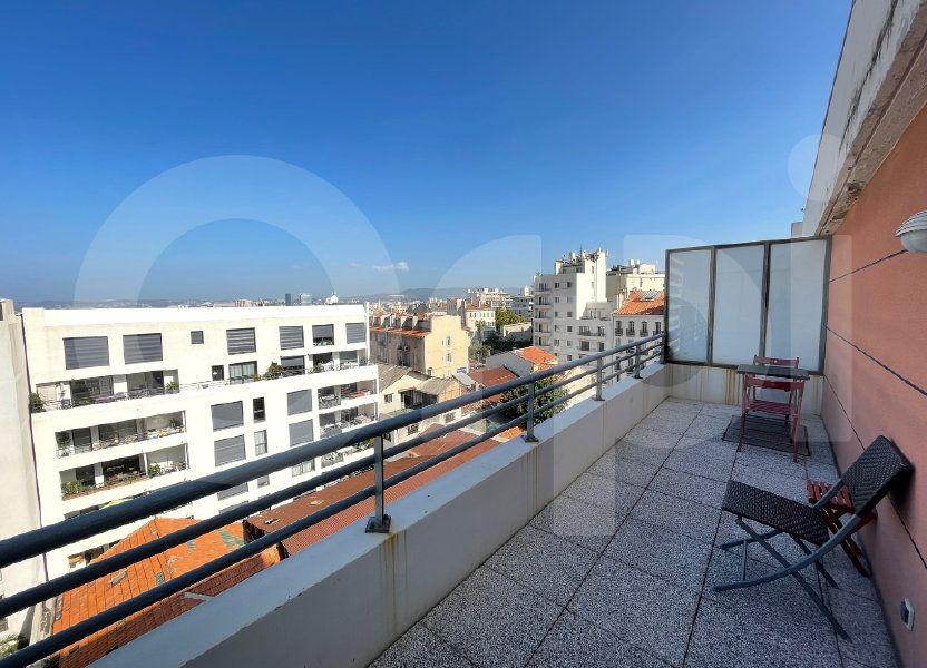 Appartement à louer 18.7m2 à Marseille 7