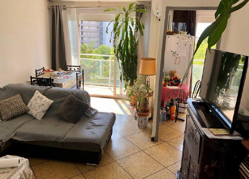 Appartement à vendre 53.19m2 à Marseille 9