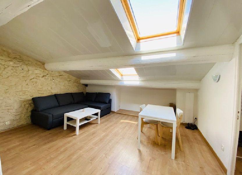 Appartement à louer 38m2 à Marseille 3