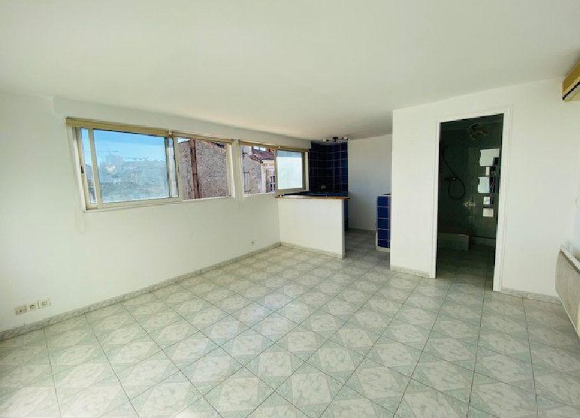 Appartement à louer 25.8m2 à Marseille 6