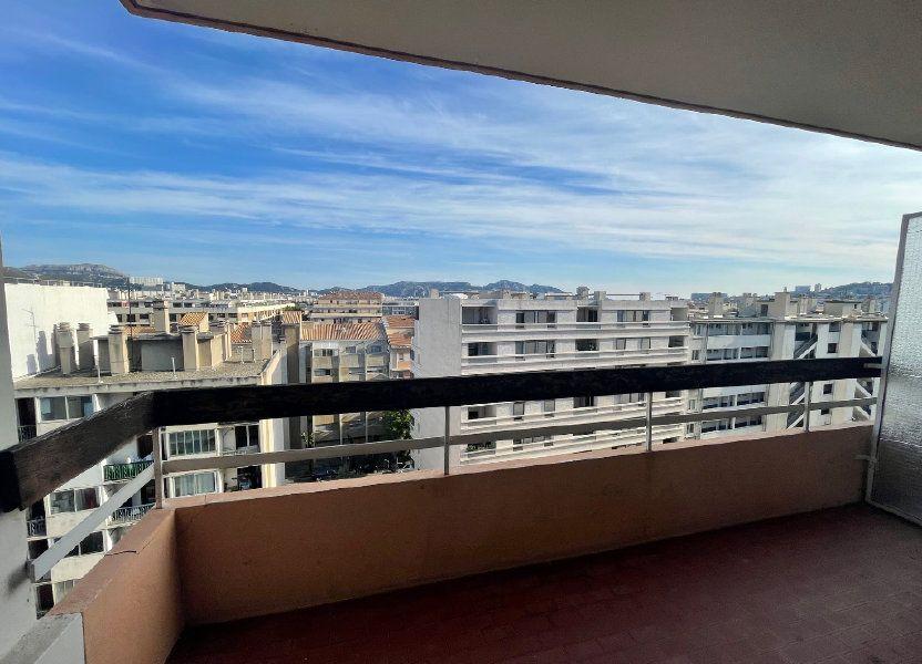 Appartement à louer 27.81m2 à Marseille 10