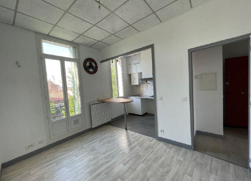 Appartement à louer 35m2 à Marseille 9