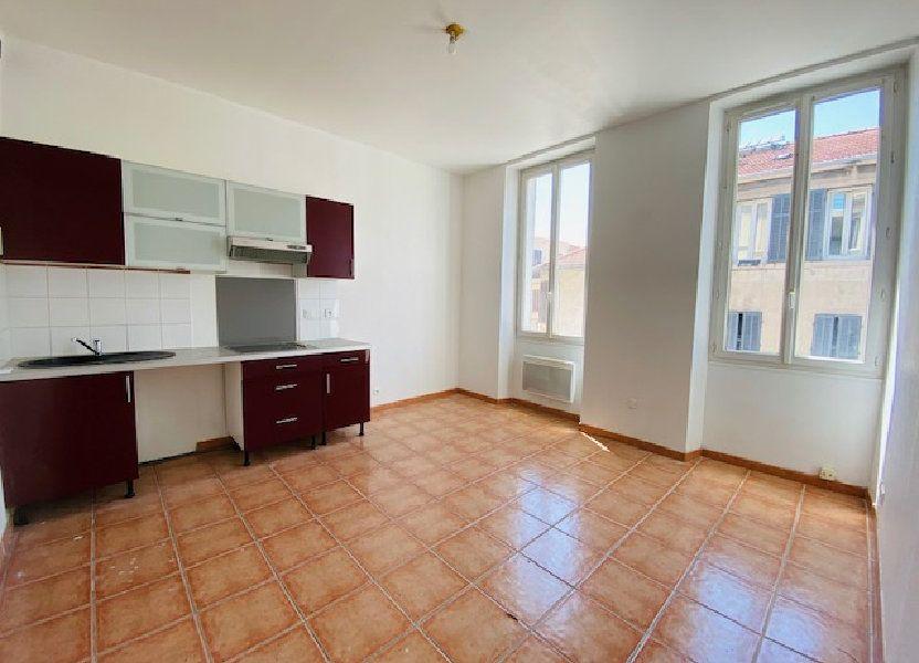 Appartement à louer 31.28m2 à Marseille 10