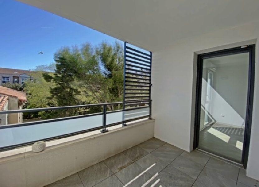 Appartement à louer 41.13m2 à Marseille 8