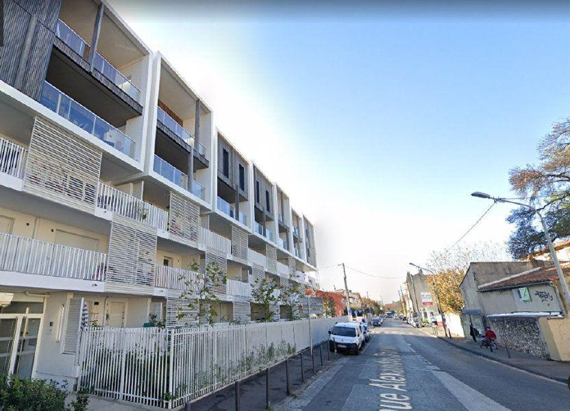 Stationnement à louer 0m2 à Marseille 8