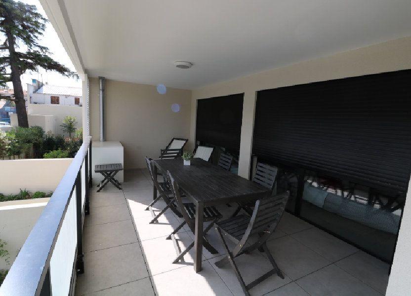 Appartement à louer 73.58m2 à Marseille 12