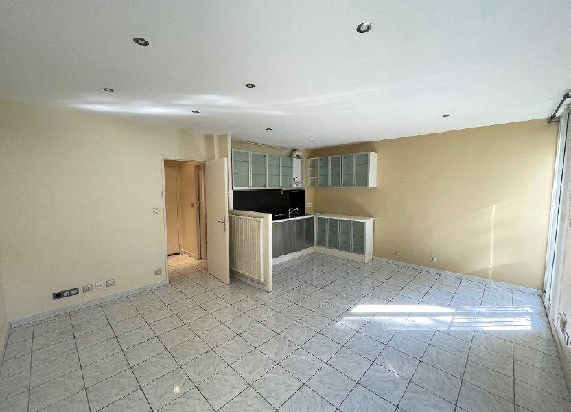 Appartement à louer 29.14m2 à Marseille 8