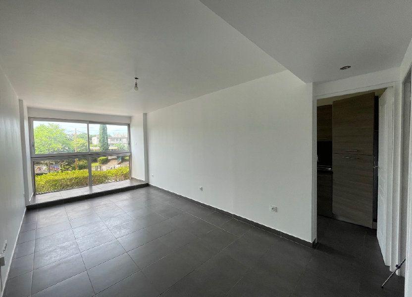 Appartement à louer 46.07m2 à Marseille 10