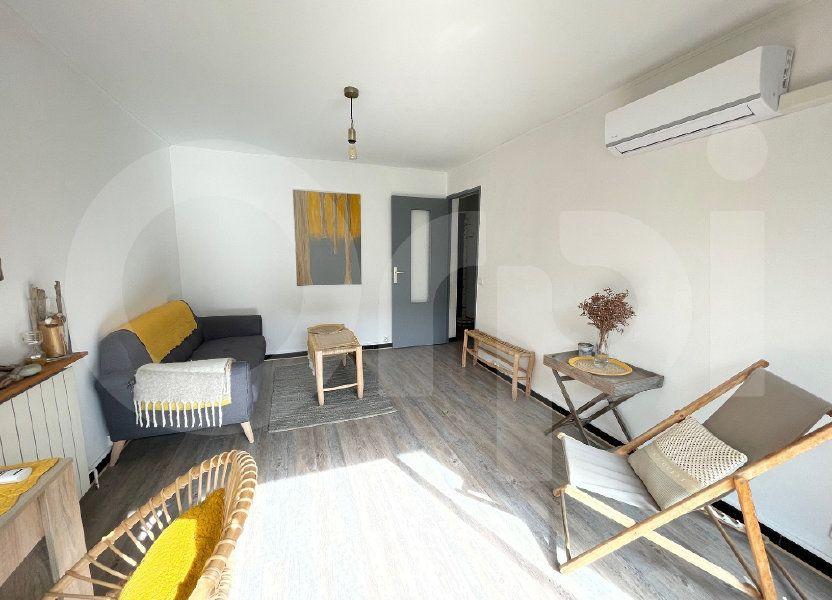 Appartement à louer 45.55m2 à Marseille 8