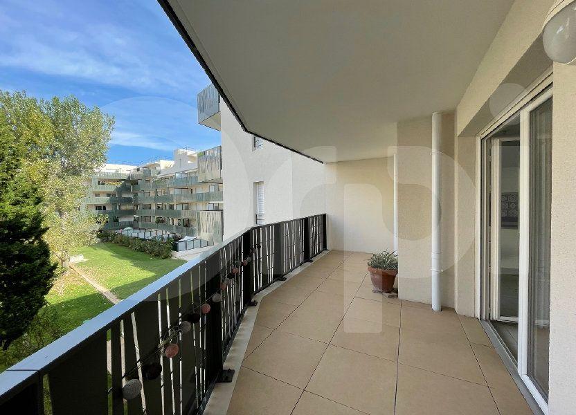 Appartement à louer 60.27m2 à Marseille 8