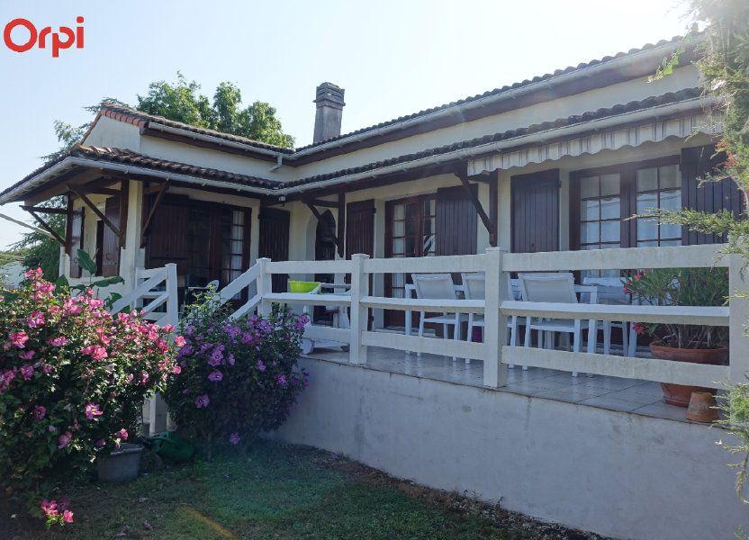 Maison à vendre 95.43m2 à Saujon