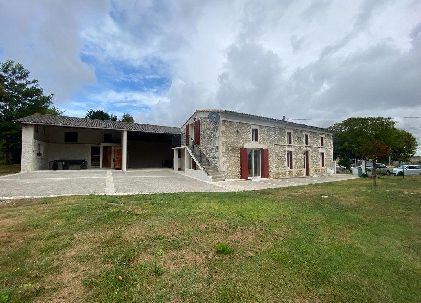 Maison à vendre 164m2 à Saint-Sulpice-de-Royan
