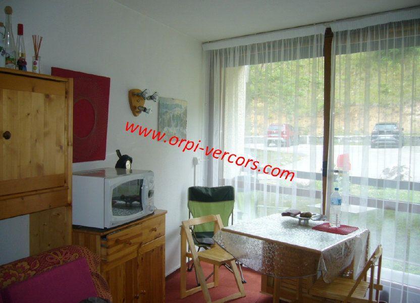 Appartement à vendre 19.68m2 à Villard-de-Lans