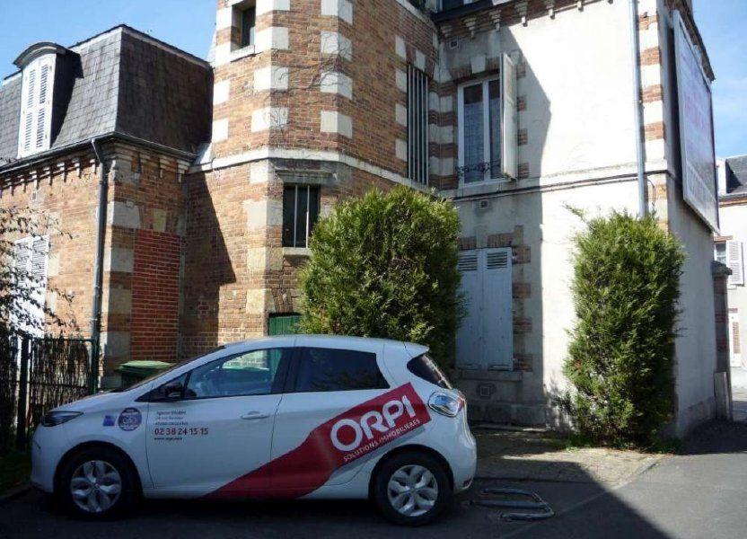 Appartement à louer 21m2 à Orléans