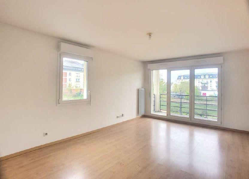 Appartement à louer 37.18m2 à Orléans