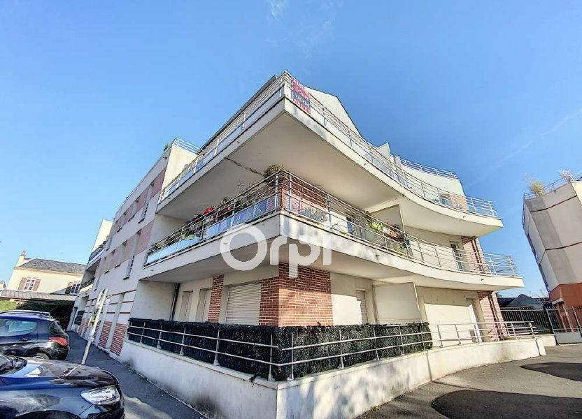 Appartement à louer 63.52m2 à Saint-Jean-de-Braye