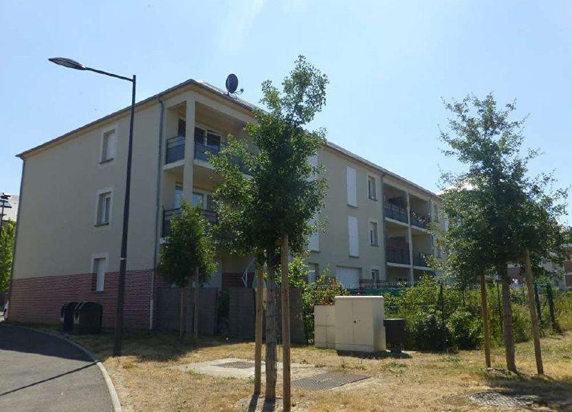 Appartement à louer 63.08m2 à Orléans
