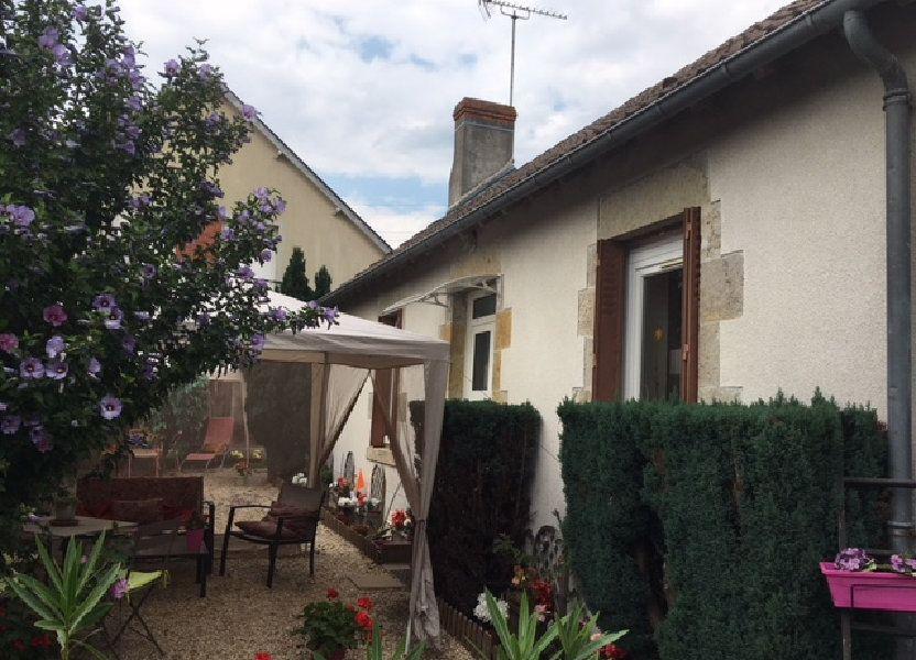 Maison à louer 47.3m2 à Saint-Jean-de-Braye