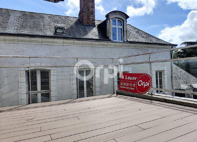 Appartement à louer 42.4m2 à Orléans