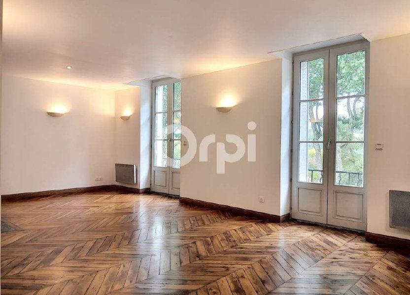 Appartement à louer 97.22m2 à Orléans