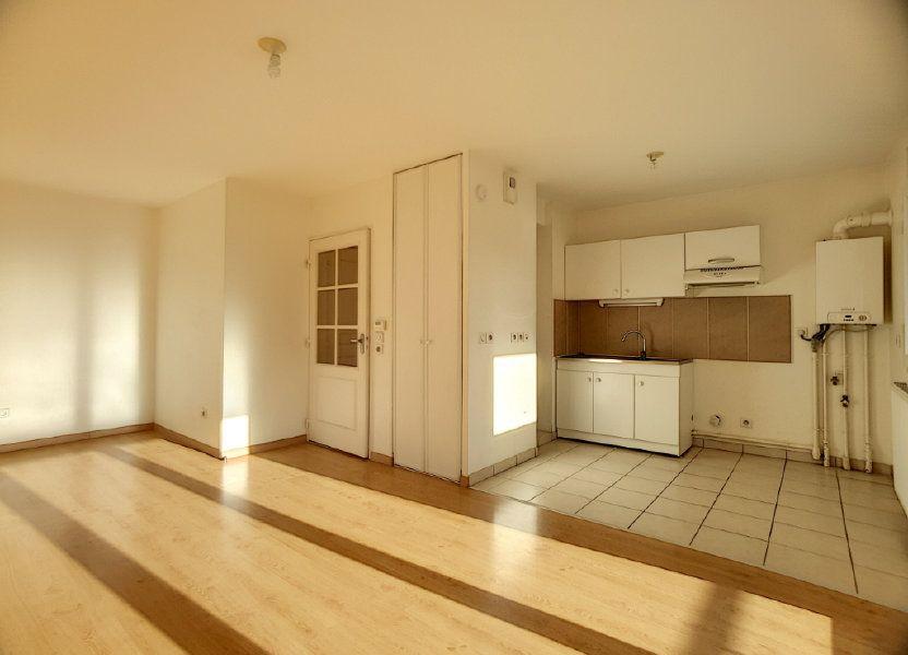 Appartement à louer 49.02m2 à Orléans