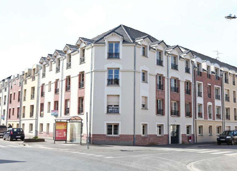 Appartement à louer 44.07m2 à Albert