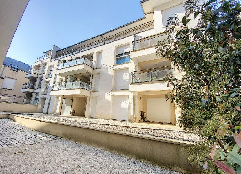 Appartement à louer 43.4m2 à Orléans