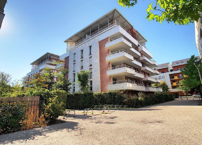 Appartement à louer 38.45m2 à Orléans