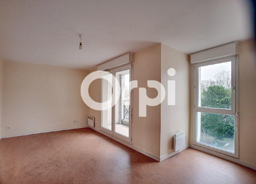 Appartement à louer 41.31m2 à Orléans