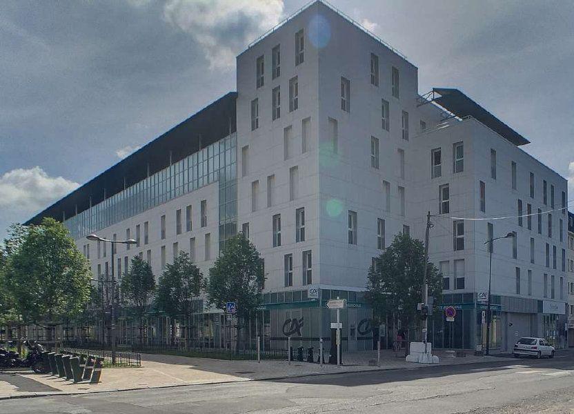 Appartement à louer 44.61m2 à Orléans