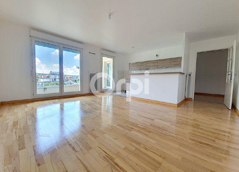 Appartement à louer 50.15m2 à Orléans