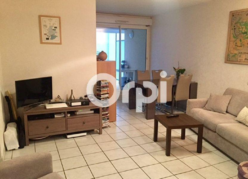 Appartement à louer 64.02m2 à Orléans