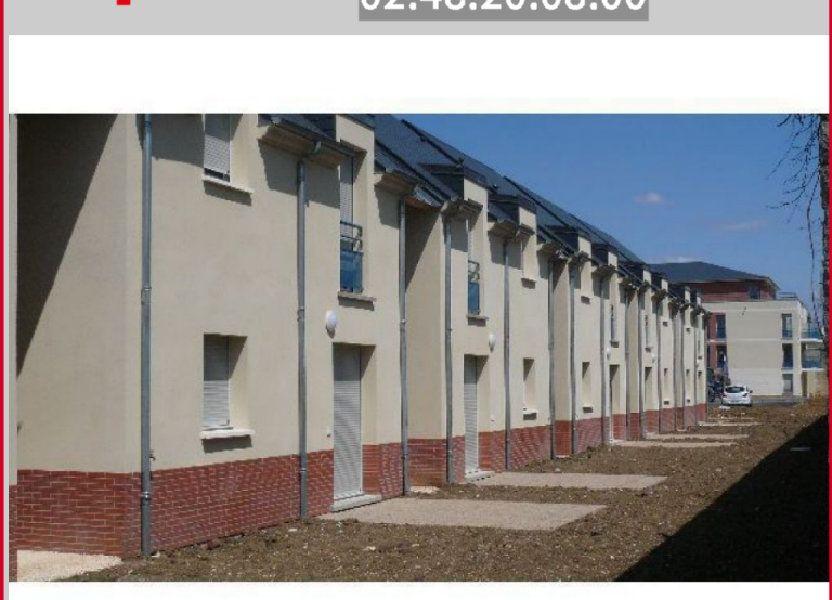 Appartement à louer 63.1m2 à Bourges