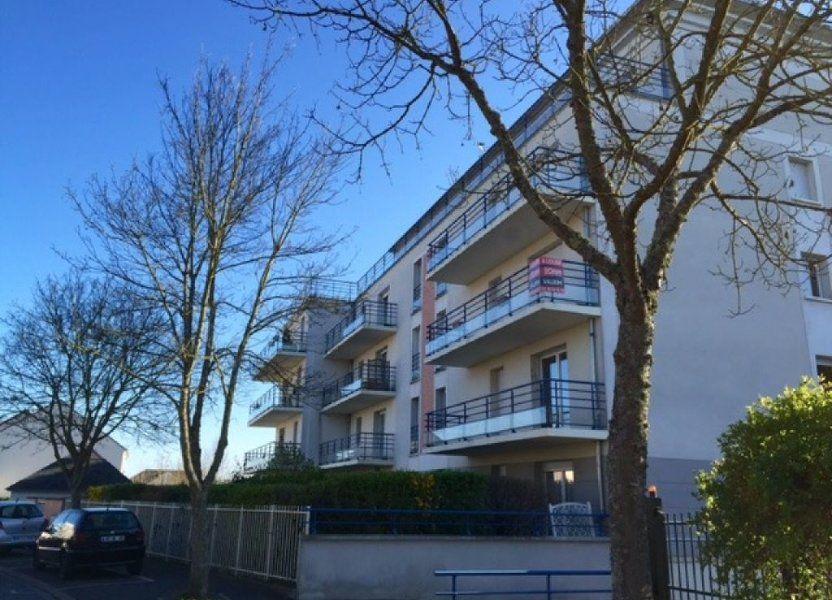 Appartement à louer 51.5m2 à Saint-Jean-de-Braye