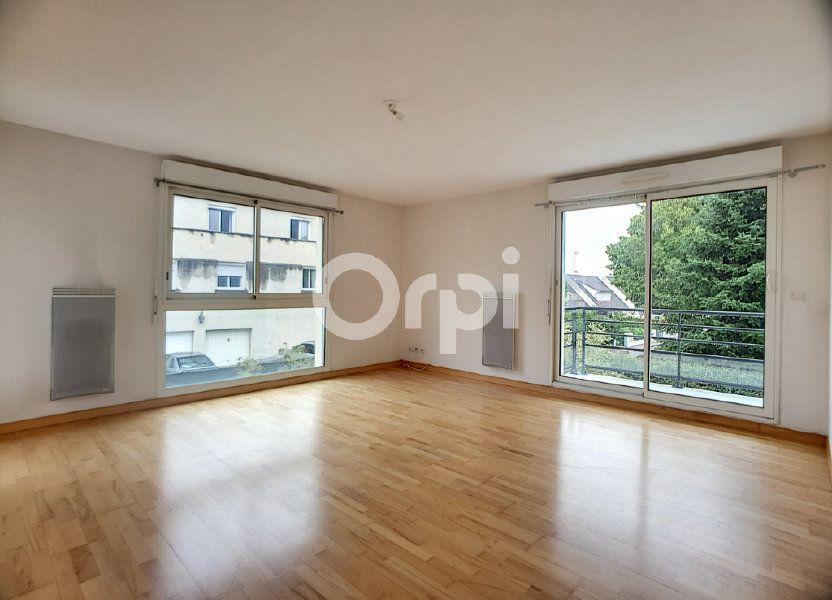 Appartement à louer 73.75m2 à La Chapelle-Saint-Mesmin