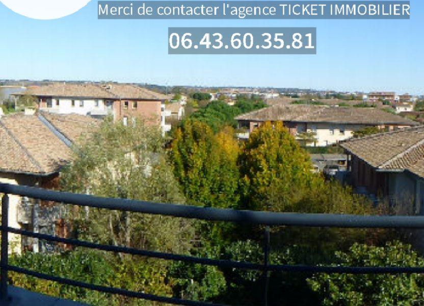 Appartement à louer 92.6m2 à Toulouse