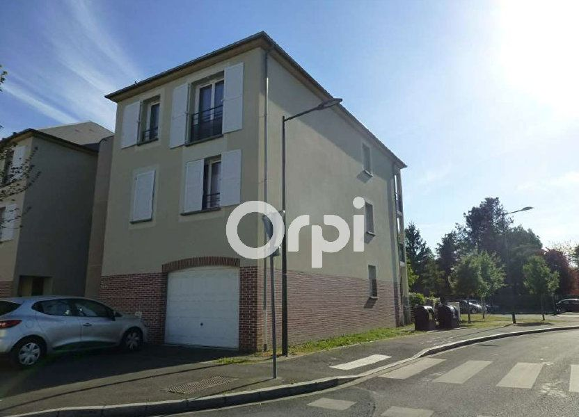 Appartement à louer 41.88m2 à Orléans