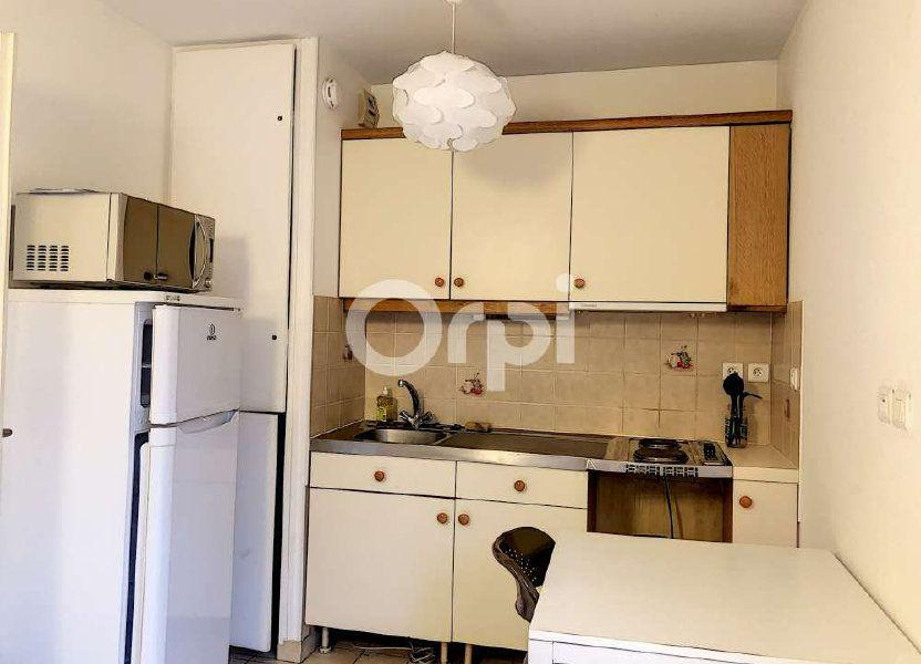 Appartement à louer 26.16m2 à Orléans