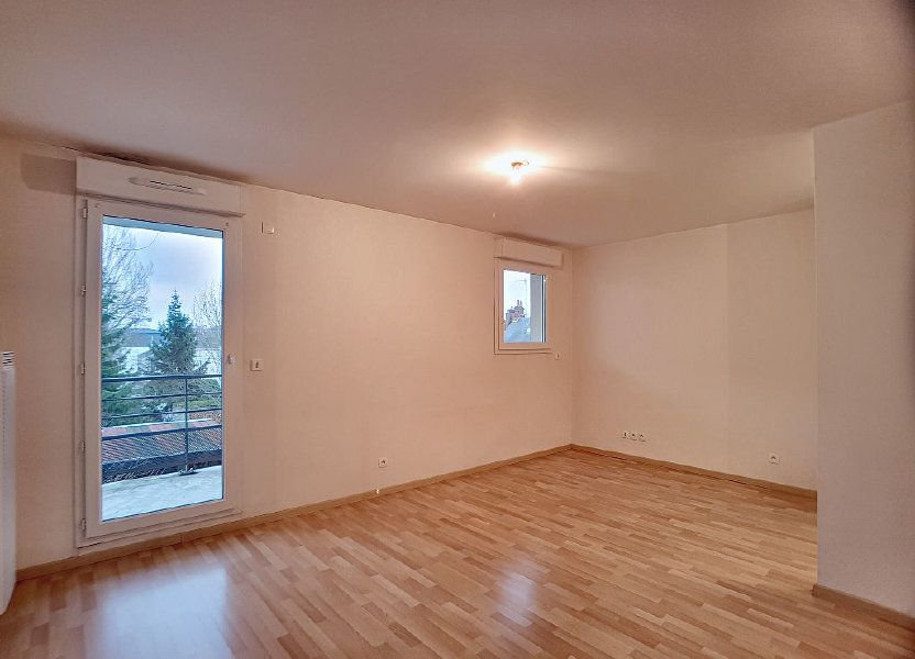 Appartement à louer 44.6m2 à Orléans