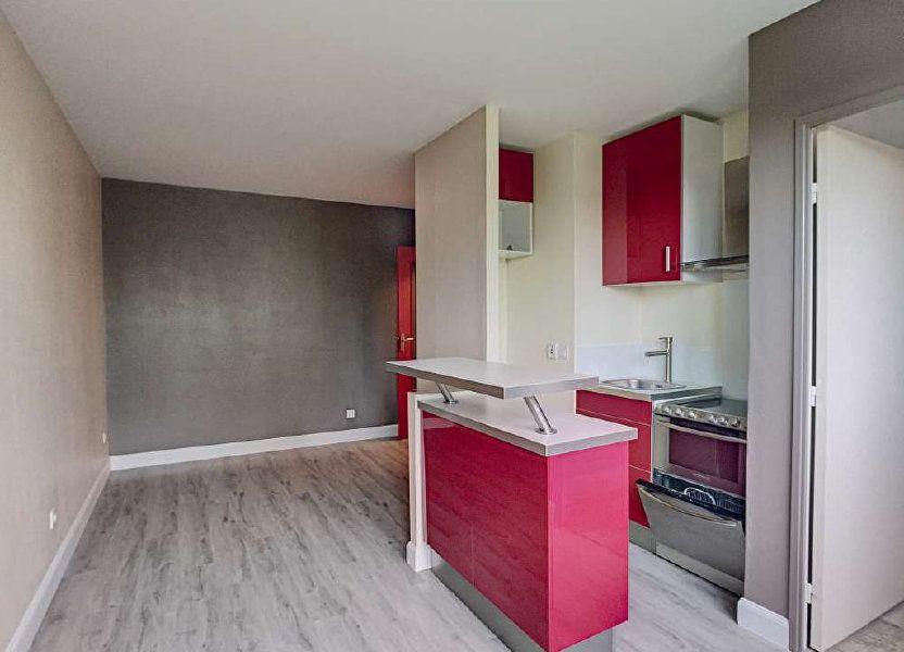 Appartement à louer 30.87m2 à Orléans