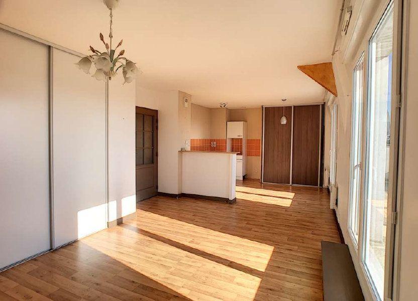 Appartement à louer 51.6m2 à Saint-Jean-le-Blanc