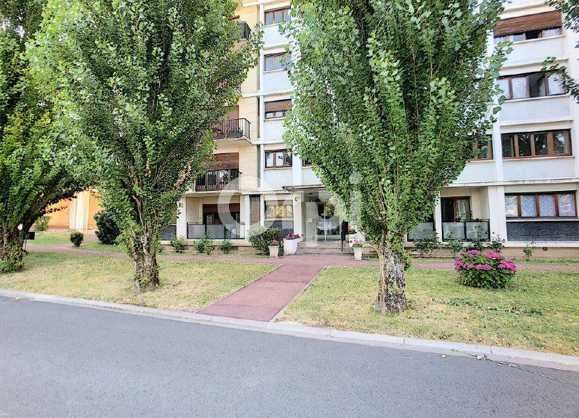 Appartement à louer 44.4m2 à Orléans