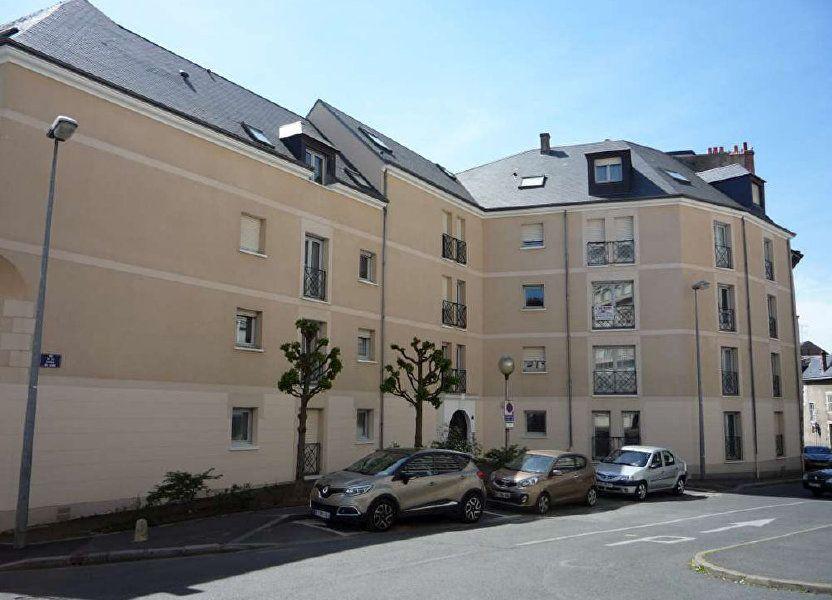 Appartement à louer 23.38m2 à Orléans