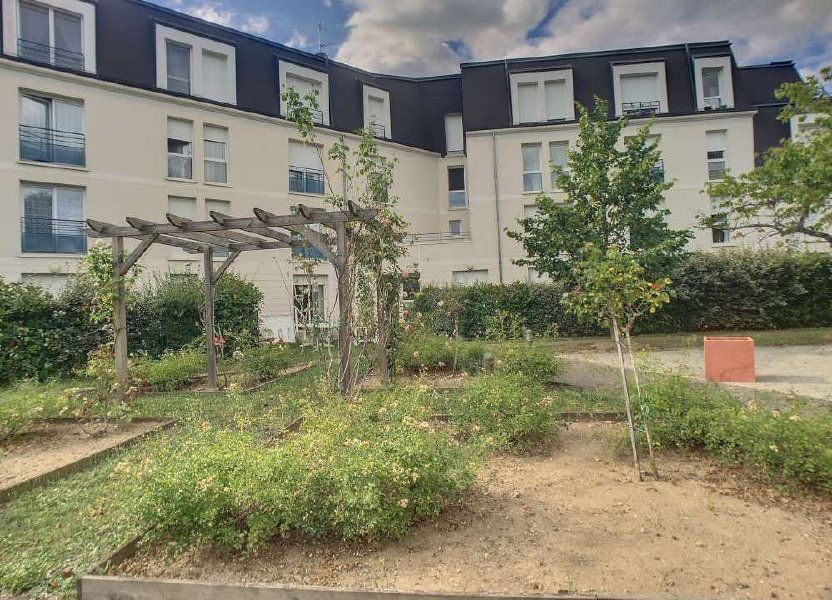 Appartement à louer 45.9m2 à Saint-Jean-le-Blanc