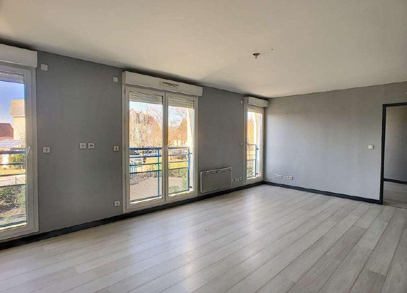 Appartement à louer 52.4m2 à Saint-Jean-le-Blanc