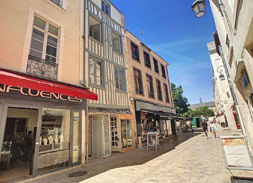 Appartement à louer 28.35m2 à Orléans