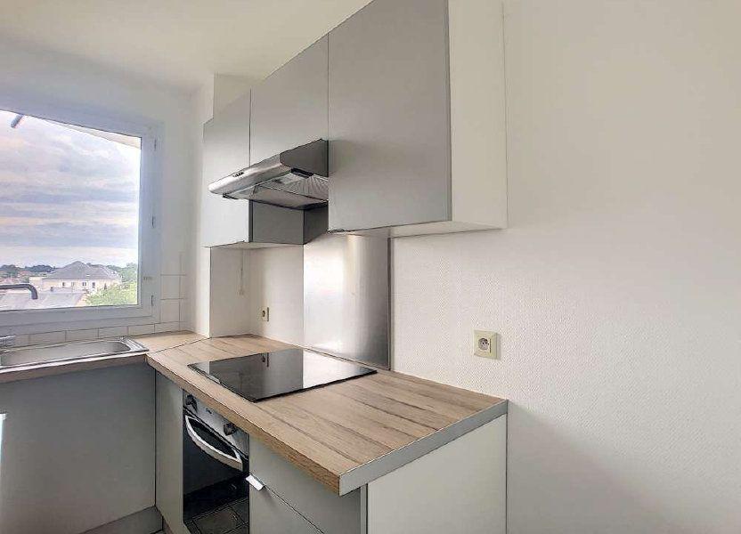 Appartement à louer 47.02m2 à Orléans