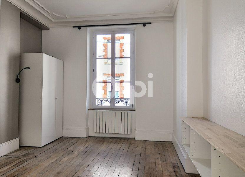 Appartement à louer 40m2 à Orléans